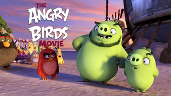 Is The Angry Birds Movie 2016 On Netflix Usa