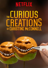 The Curious Creations of Christine McConnell Netflix BR (Brazil)