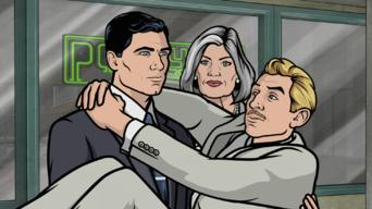 Archer: Season 3: Drift Problem