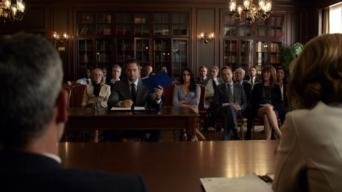 Suits: Season 6: Character and Fitness