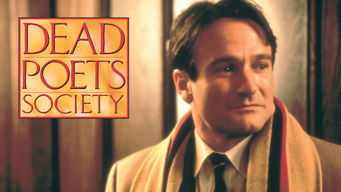 Is Dead Poets Society 1989 On Netflix Spain