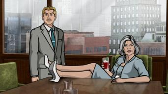 Archer: Season 2: El Secuestro