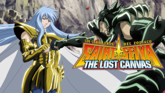 Is Saint Seiya: The Lost Canvas: Season 2 (2009) on Netflix